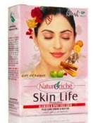 Skin life - tisztító-regeneráló arcmaszk
