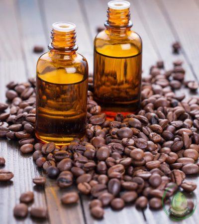 Pörkölt kávé olaj