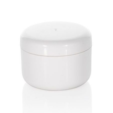 Kozmetikai tégely fehér 30 ml