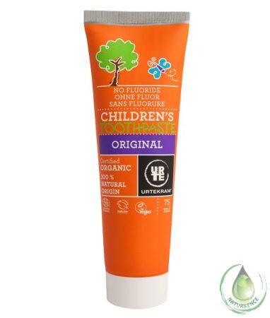 Urtekram Original gyermek fogkrém - bio