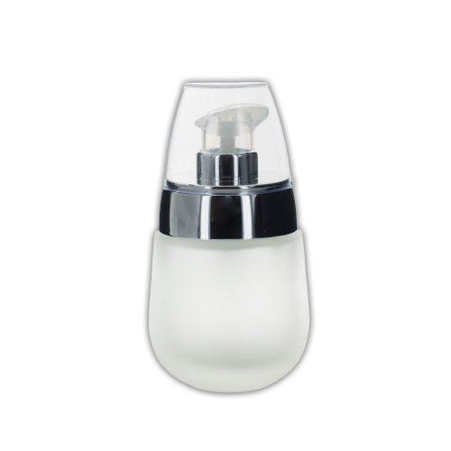 Dekoratív krémes flakon 30 ml
