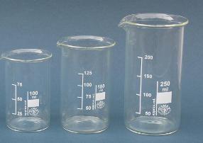 Főzőpohár 250 ml
