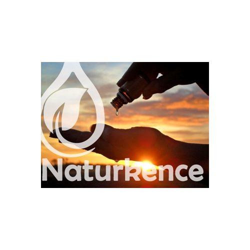 Kozmetikai tégely sötétkék ezüst csíkkal 50 ml