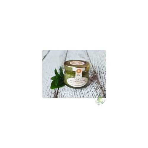 Napvirág Arcradír  menta-citromfű,parajdi sóval