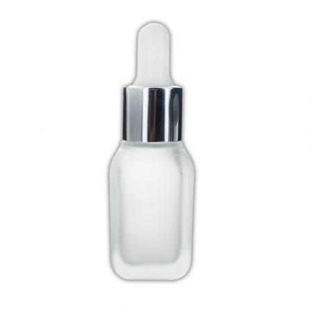 Dekoratív cseppentős üveg 15 ml