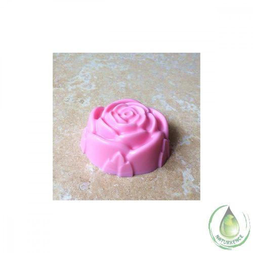 Szappanöntő forma -rózsa