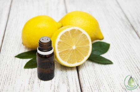 Bio citrom illóolaj