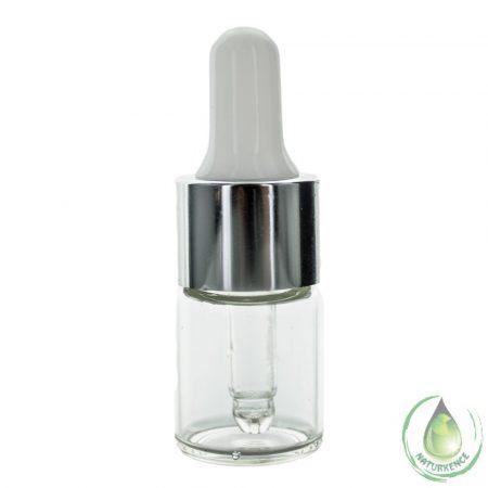 Dekoratív cseppentős üveg 5 ml