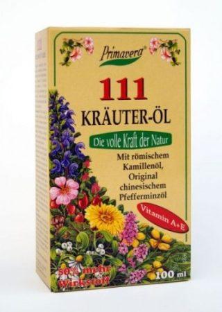 111 gyógynövényolaj