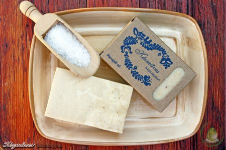 Kézműves háziszappan - Parajdi Sós