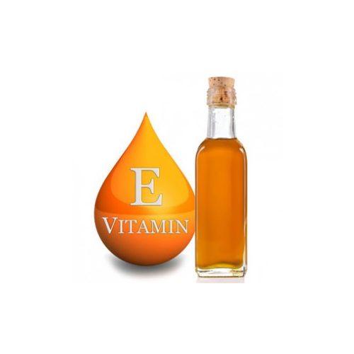 E vitamin - természetes