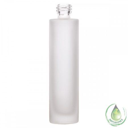 Szórófejes matt üveg flakon 50 ml