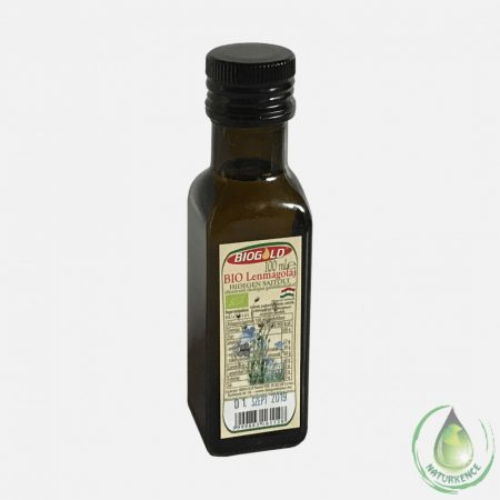 Biogold bio lenmagolaj 100 ml (étkezési)